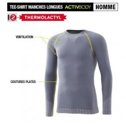 T-Shirt ML DamartSport