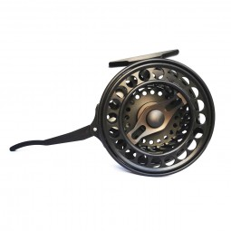 Semi-automatic fly reel GHOST