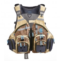 Gilet Chest Pack RS Marron